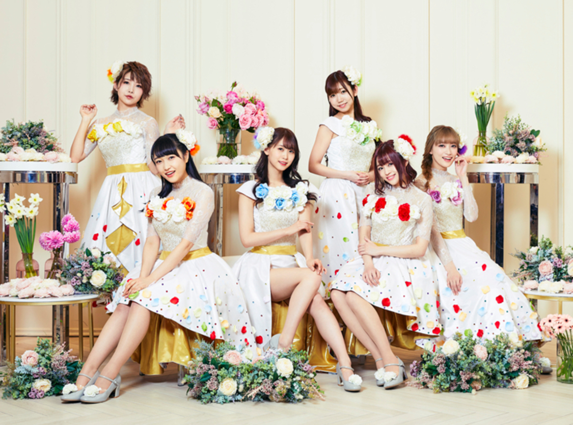i☆Ris、4thアルバム全貌が明らかに!新ビジュアル&収録曲公開