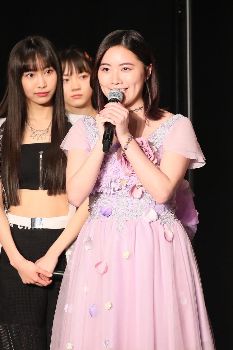 松井珠理奈、SKE48卒業を発表。メンバーの成長糧に「ここまでやってこれた」
