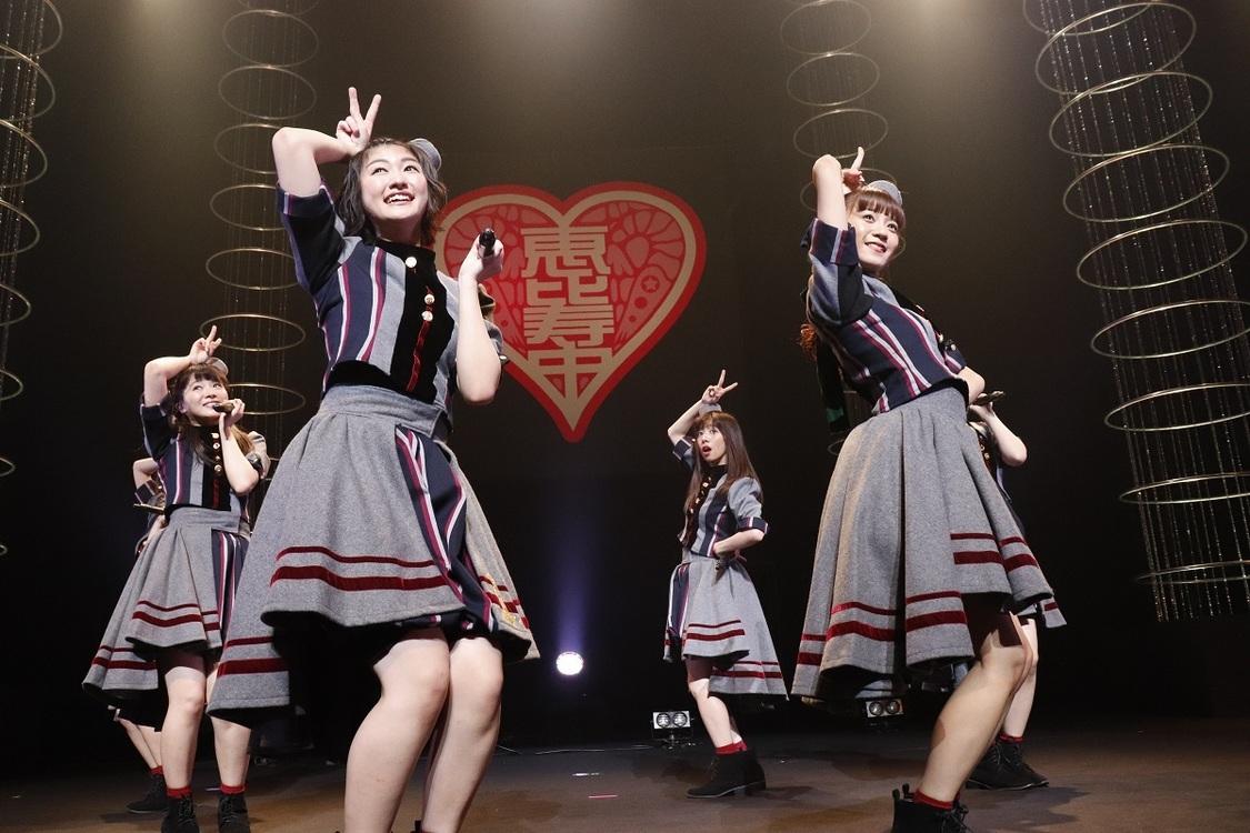 【ライブレポート】エビ中、秋ツアー神戸公演開催「1人ひとりの推進力を促進していく公演です」