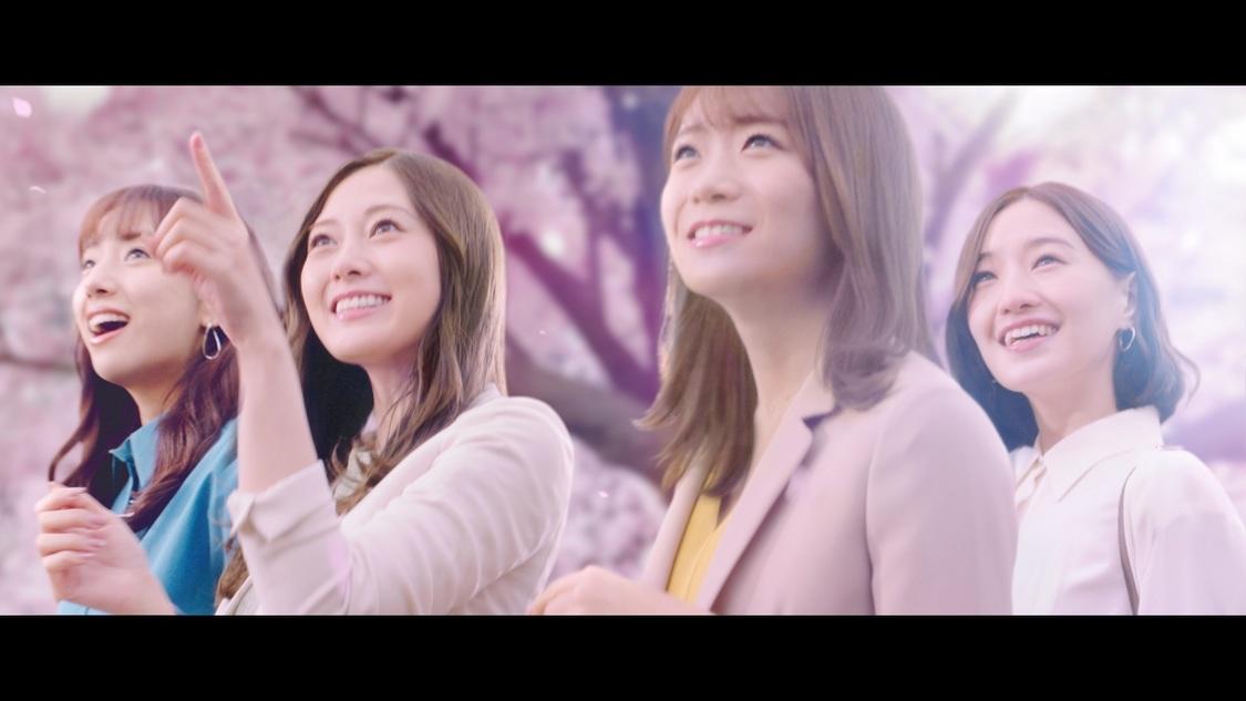 乃木坂46 白石麻衣、秋元真夏、新内眞衣、中田花奈、『アサヒスーパードライ』新CM出演!