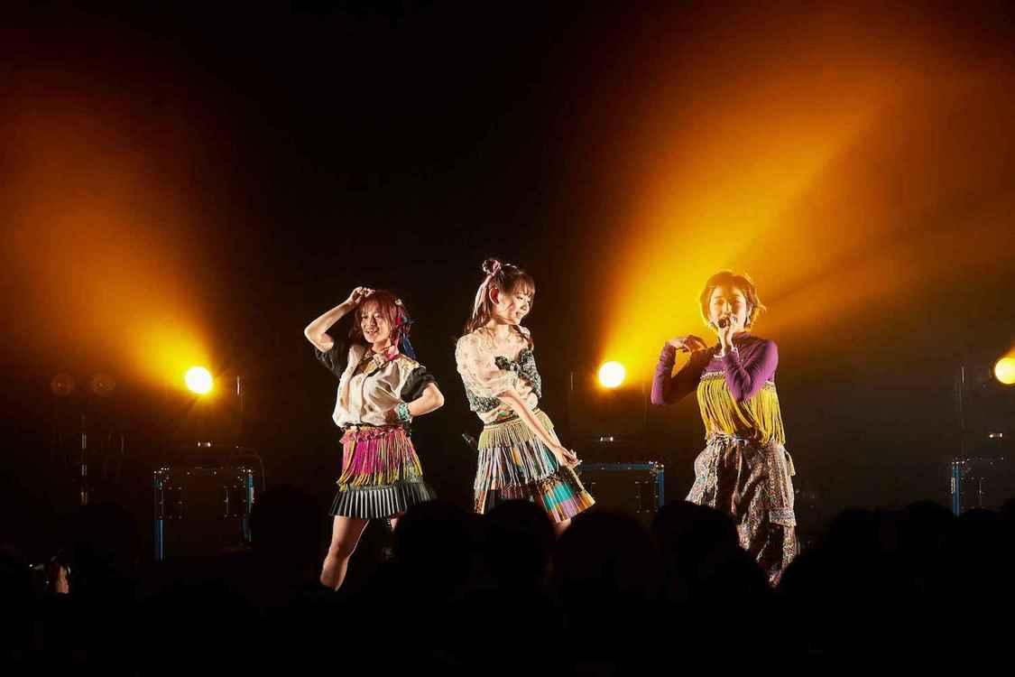 ONEPIXCEL[ライブレポート]グループの多面性を魅せつけた神田の夜