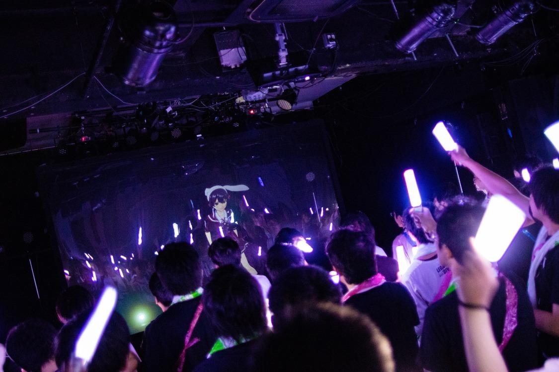 【ライブレポート】響木アオ、全国ツアー東京公演で新曲「0と1と3」を初披露!