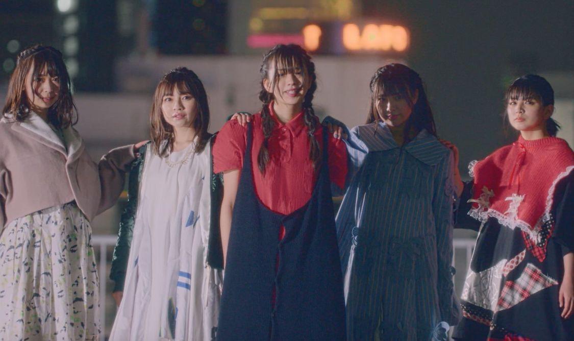 わーすた、新曲「グレープフルーツムーン」MV解禁!