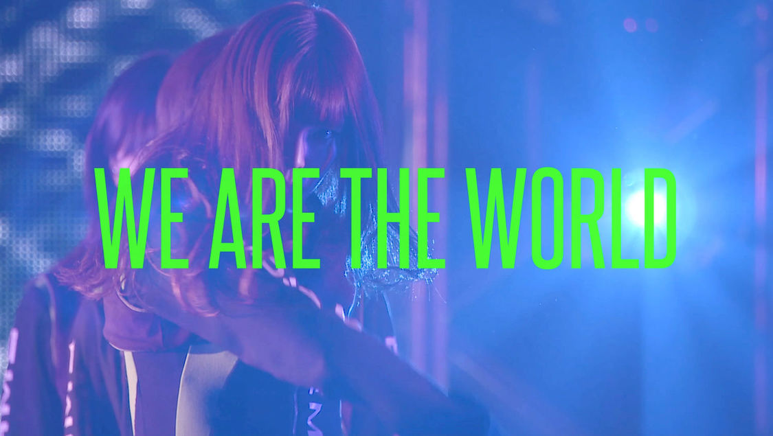 EMPiRE、Zepp DiverCity公演より「WE ARE THE WORLD」映像解禁!