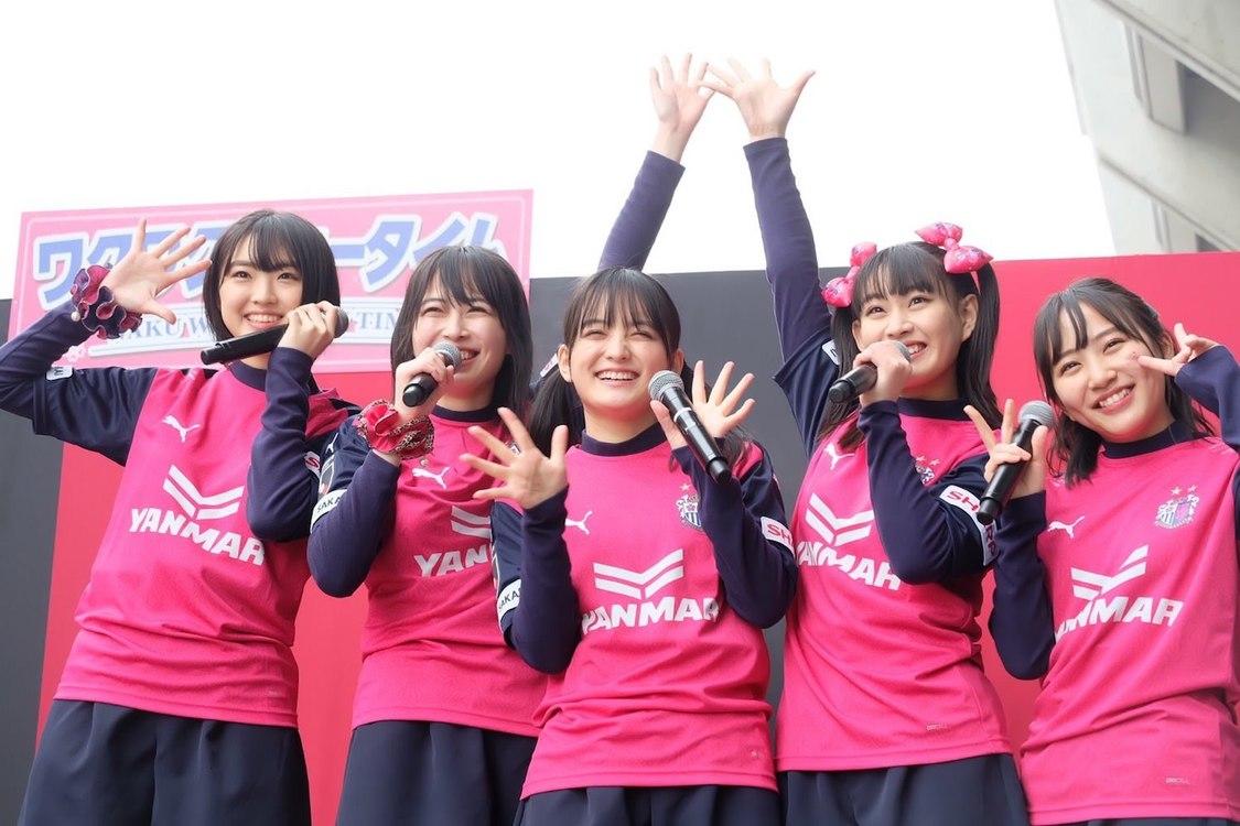たこ虹、セレッソ大阪コラボ応援ソング制作決定「タイトル獲得に向けて、みなさん一緒に盛り上げていきましょう!」