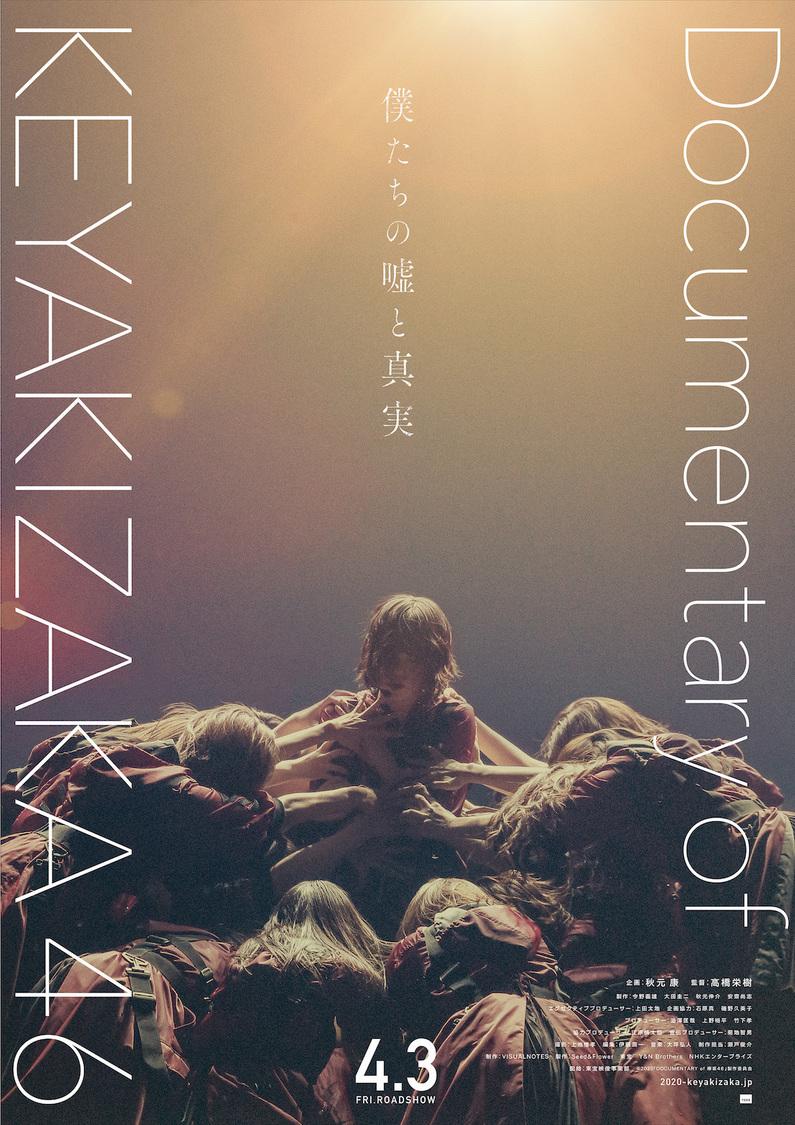 ©2020「DOCUMENTARY of 欅坂46」製作委員会