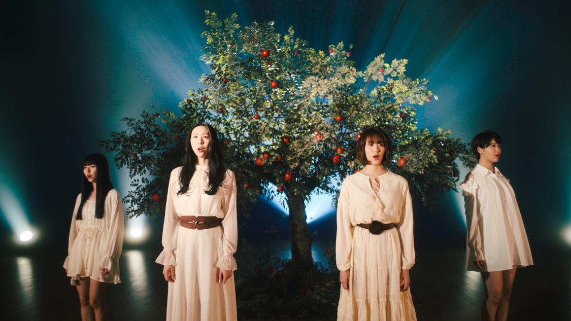 RINGOMUSUME(りんご娘)、 20周年をりんごの成長に重ねた「りんごの木」MV公開!