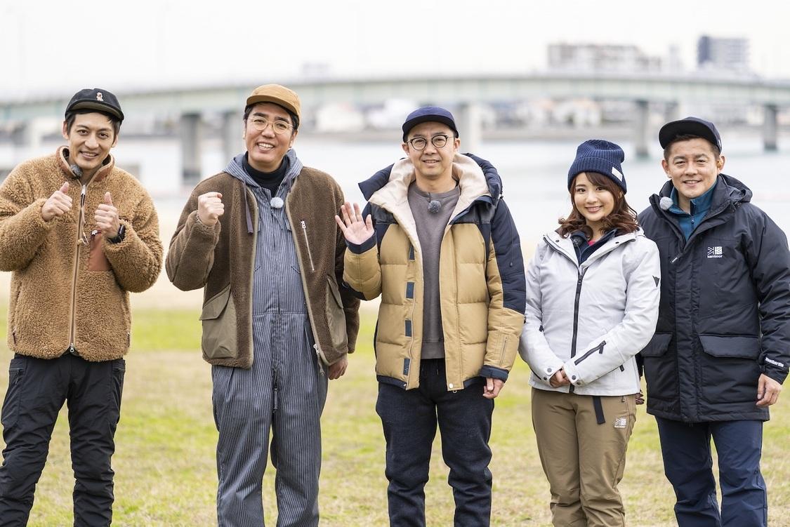 平嶋夏海(元AKB48)、おぎやはぎらとツーリング+キャンプ飯として鯛茶づけを披露!