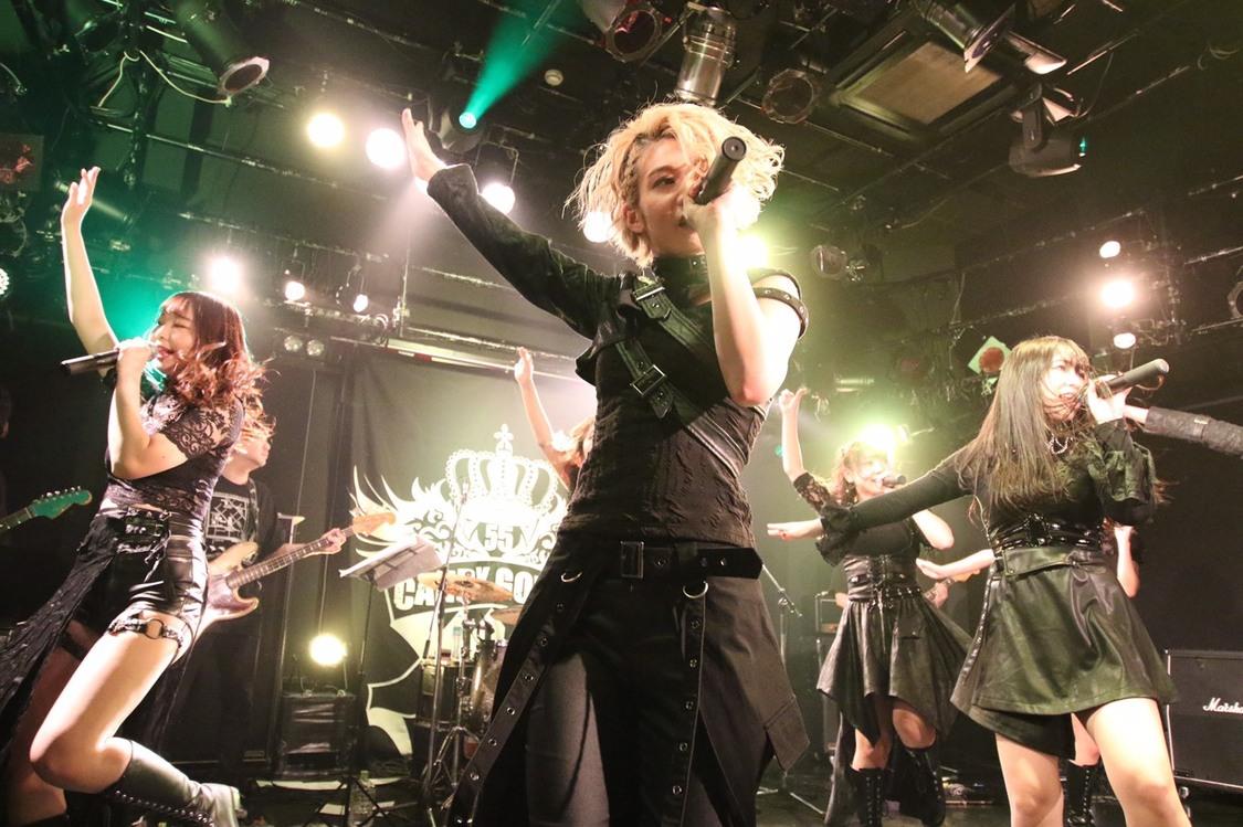 CANDY GO!GO![ライブレポート]仙台での初ワンマン!次なる地方ワンマンは新潟&名古屋に決定