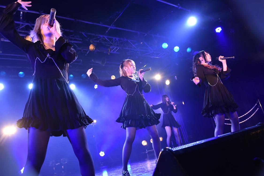 Aphrodite、3/8に2回連続での無観客ライブ生配信敢行!