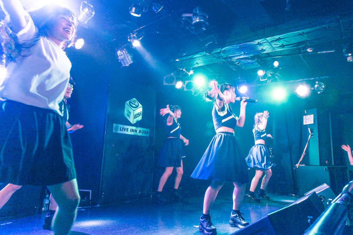 d-girls、MV撮影地でもある白金高輪SELENE b2にて単独公演開催決定!