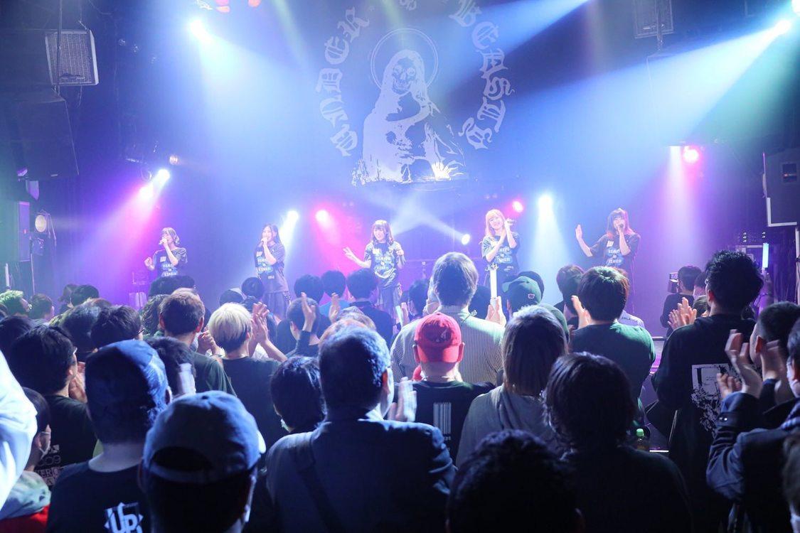 アンダービースティー[ライブレポート]成長を熱狂で証明した神谷美緒生誕祭「たくさん愛してくたら嬉しい」