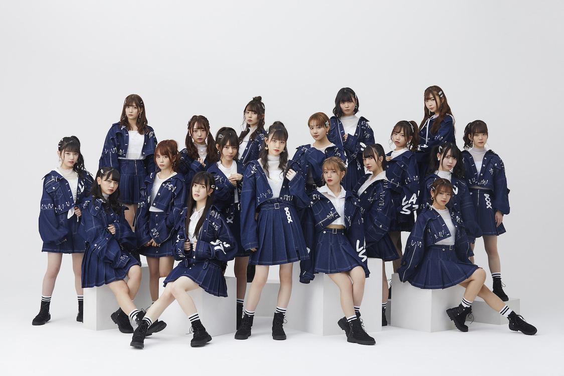 ラストアイドル、「愛を知る」初披露生配信ライブ+初の全国ツアー決定!