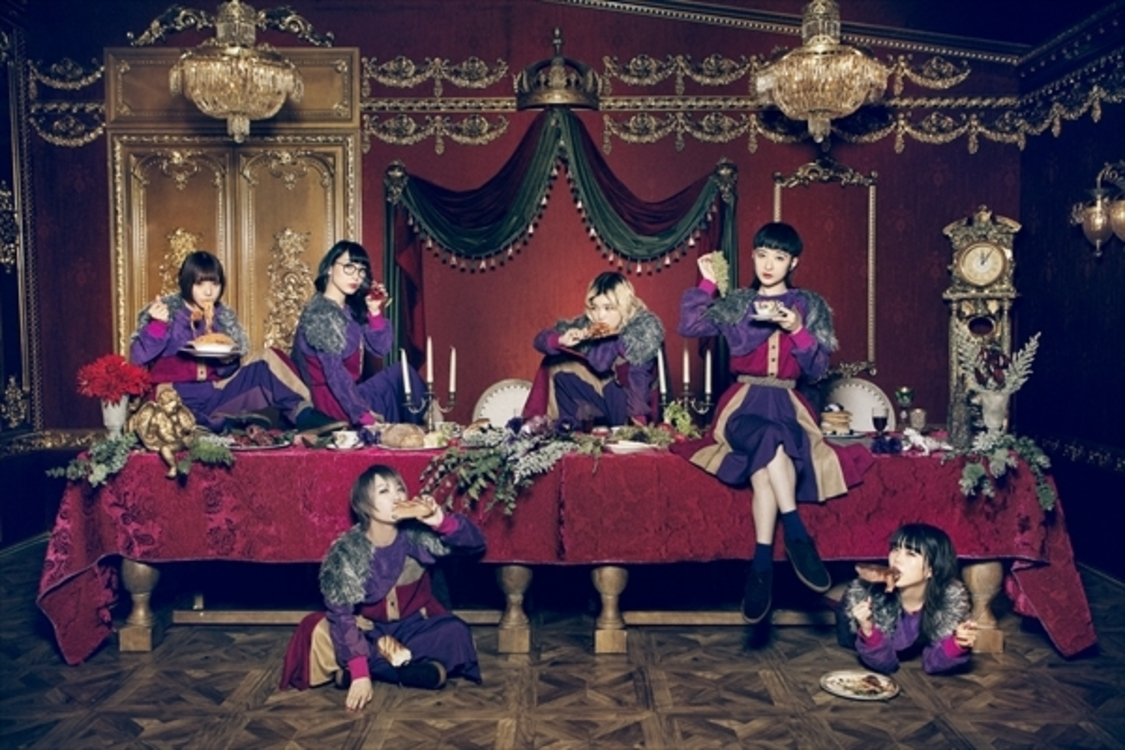 BiSH、新曲「TOMORROW」がTVアニメ『キングダム』OPに!いち早く曲が聴けるメインPV公開