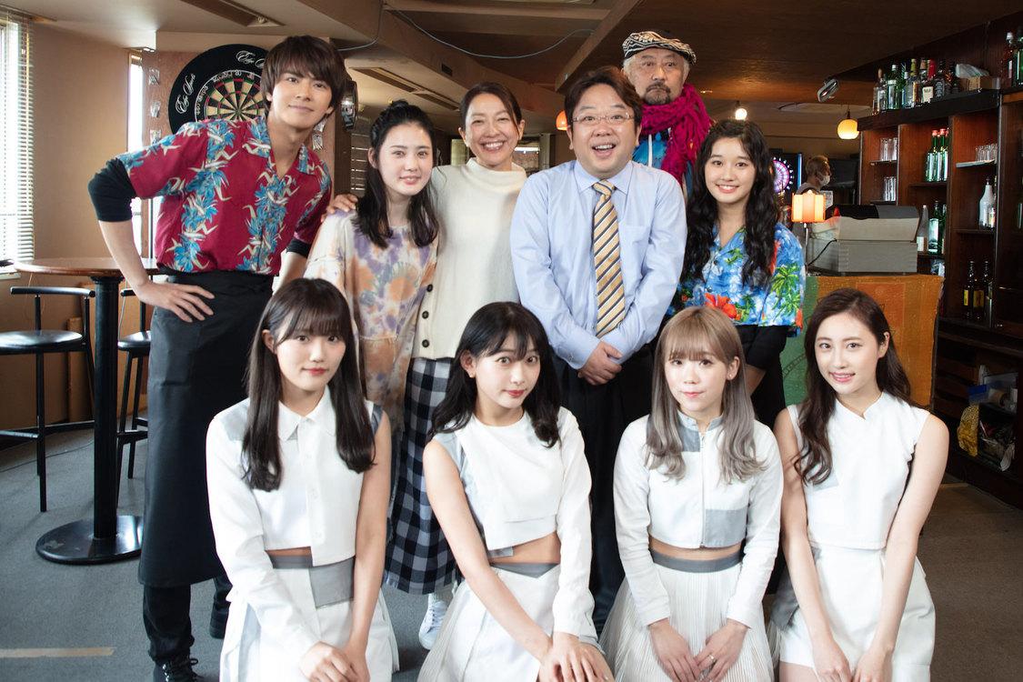 PassCode、新曲「STARRY SKY」がTVドラマ『隕石家族』主題歌に!