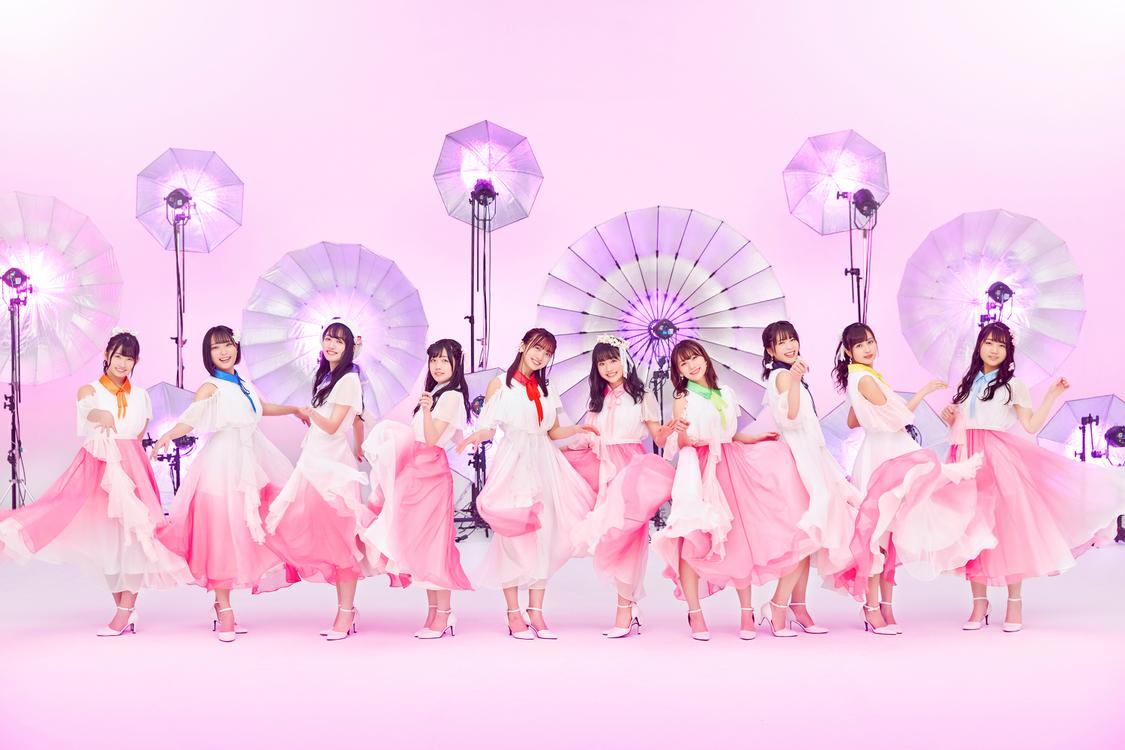 スパガ、「忘れ桜」が新体制初のオリコンデイリー1位に!(コメントあり)