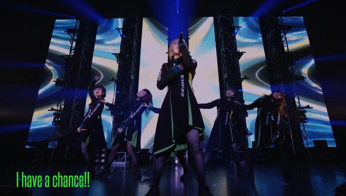 EMPiRE、映像作品『EMPiRE'S GREAT REVENGE LiVE』ダイジェスト映像公開!