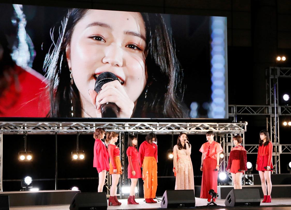 アンジュルム[レポート]室田瑞希が卒業!一丸となった<ひなフェス2020>無観客ライブ