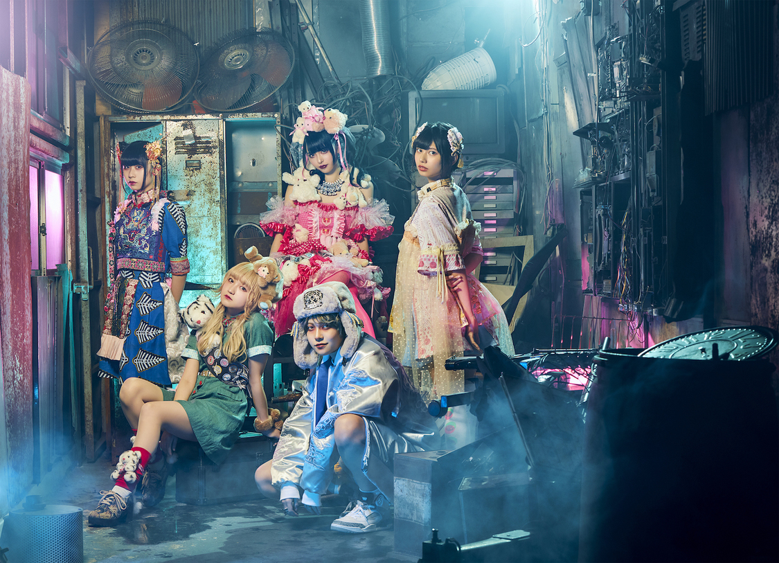 meme tokyo.、ステージパフォーマンス映像公開!