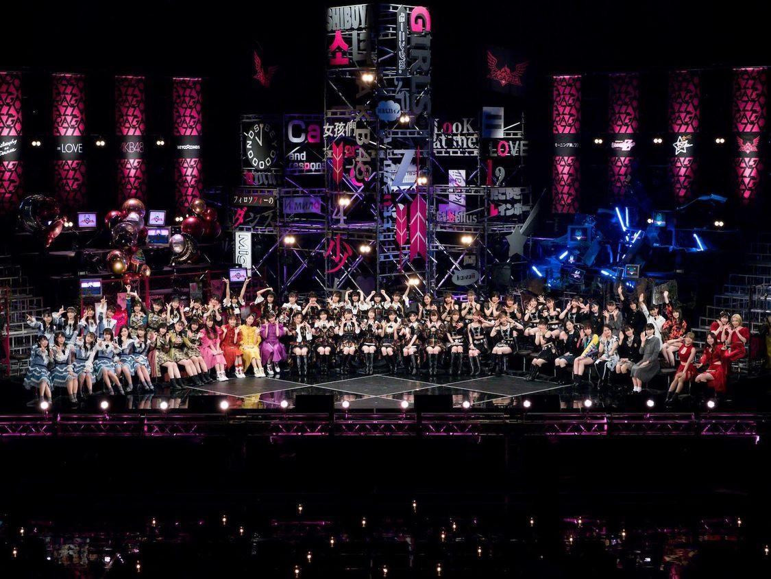 モーニング娘。'20、AKB48、ももクロら出演『RAGAZZE!〜少女たちよ!』放送決定!