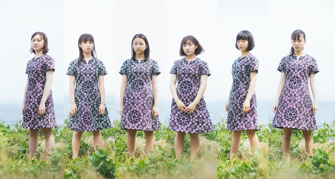 開歌-かいか-、ミニAL詳細発表&蓄光素材の新衣装お披露目!