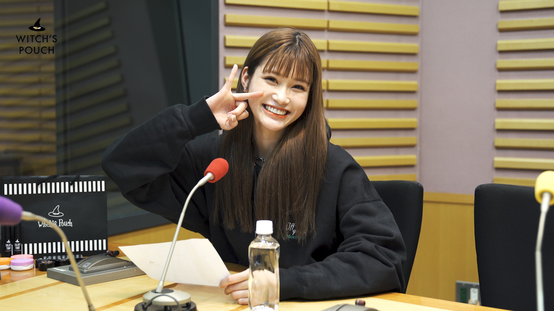 生見愛瑠、コスメブランド『ウィチポ』ラジオCM第2弾発表!メイキングムービー公開も