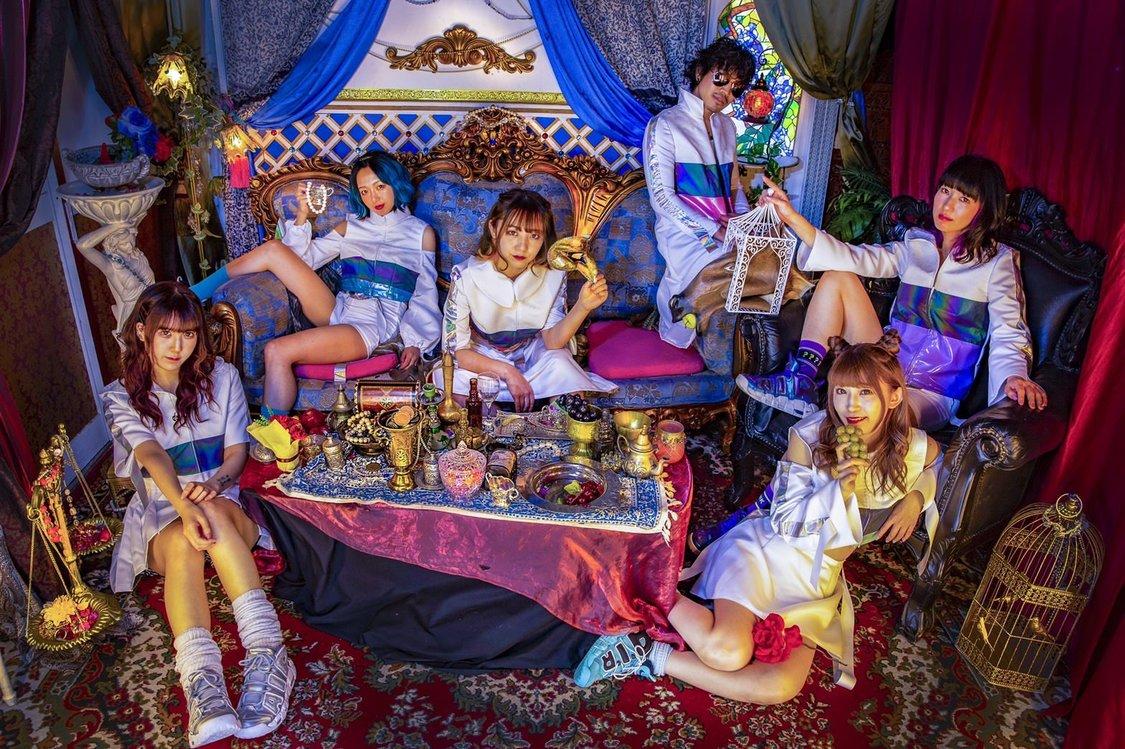 劇場版ゴキゲン帝国Ω、「大切なお知らせ」無観客ライブMV公開!