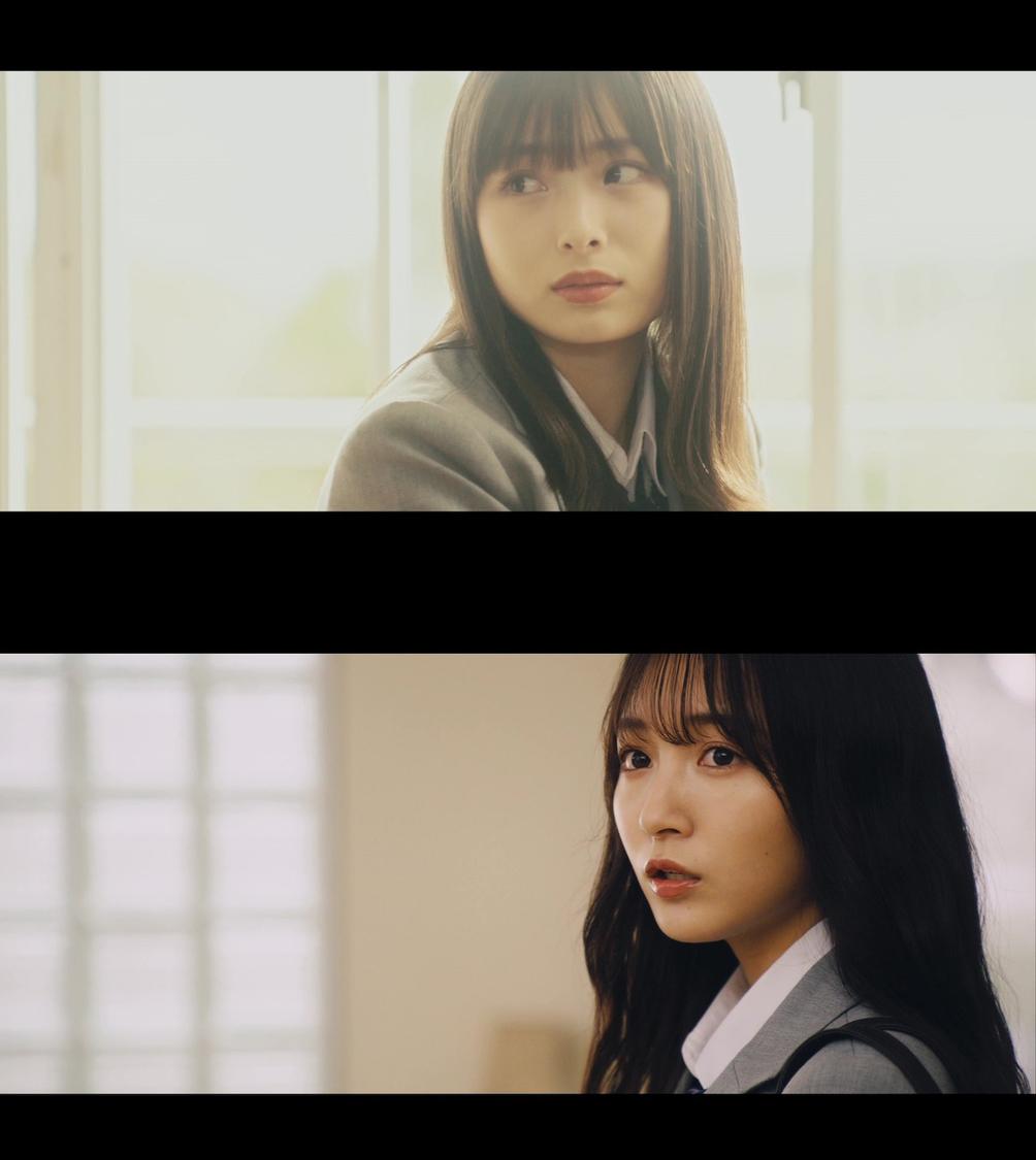 NMB48、梅山恋和&山本彩加が恋する女子高生を演じる「だってだってだって」MV解禁!