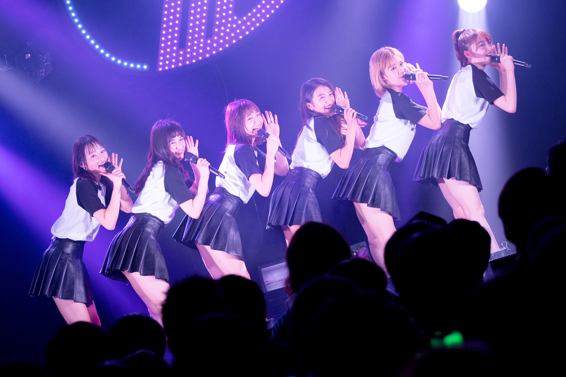 東京パフォーマンスドール<渋谷 LIVE CIRCUIT>第4回公演(photo by Jumpei Yamada)