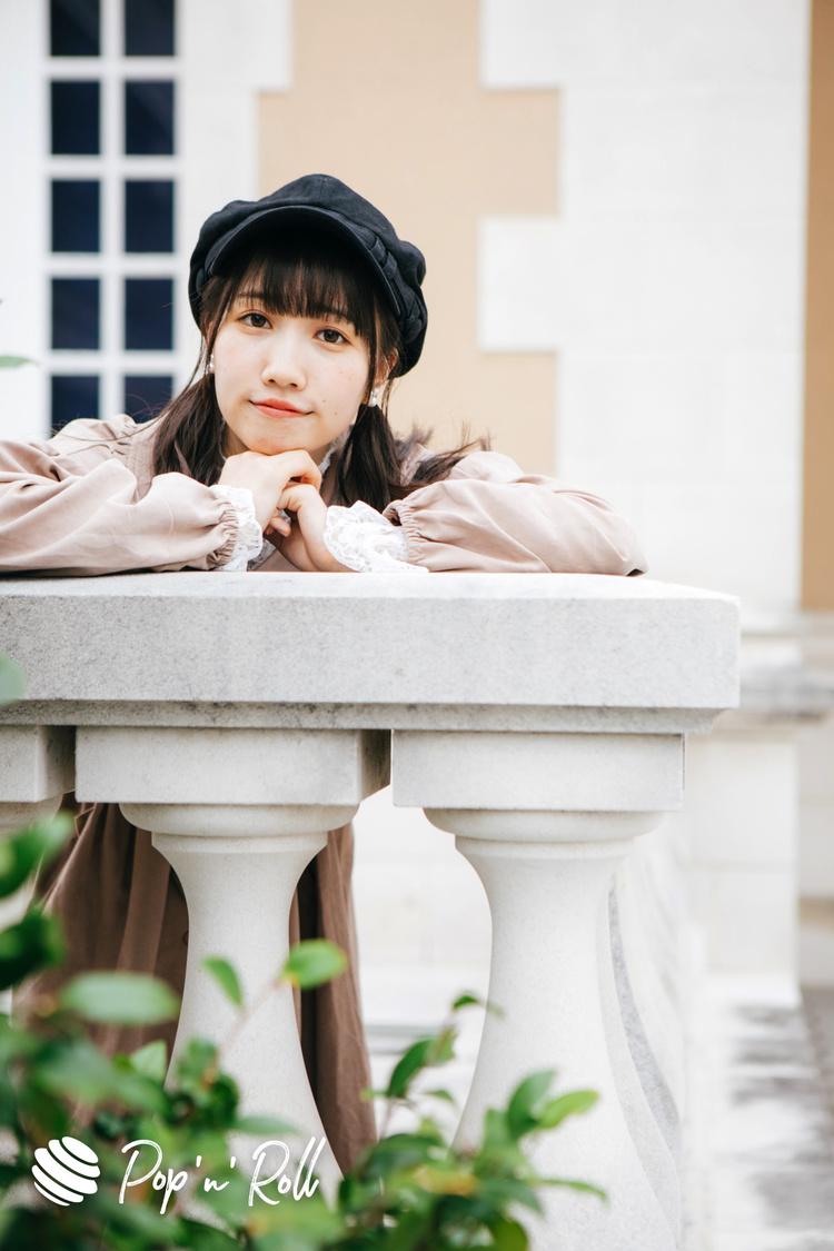 青葉ひなり、ライブへの強い想い「パフォーマンスがカッコいいアイドルが好きだし、自分もそうなりたい」