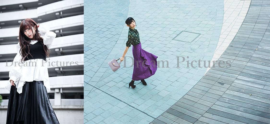 櫻川めぐ&小原莉子、撮りおろしグラビア写真を『Dream Pictures』にて販売開始!