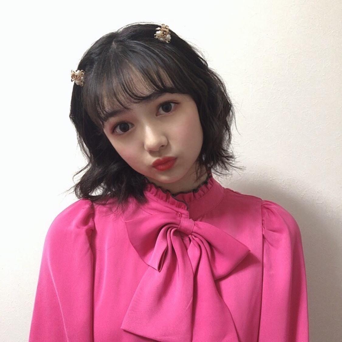 菅井純愛、ショートボブへの劇的イメチェンに称賛の声「可愛すぎ」「全力で応援するね!」