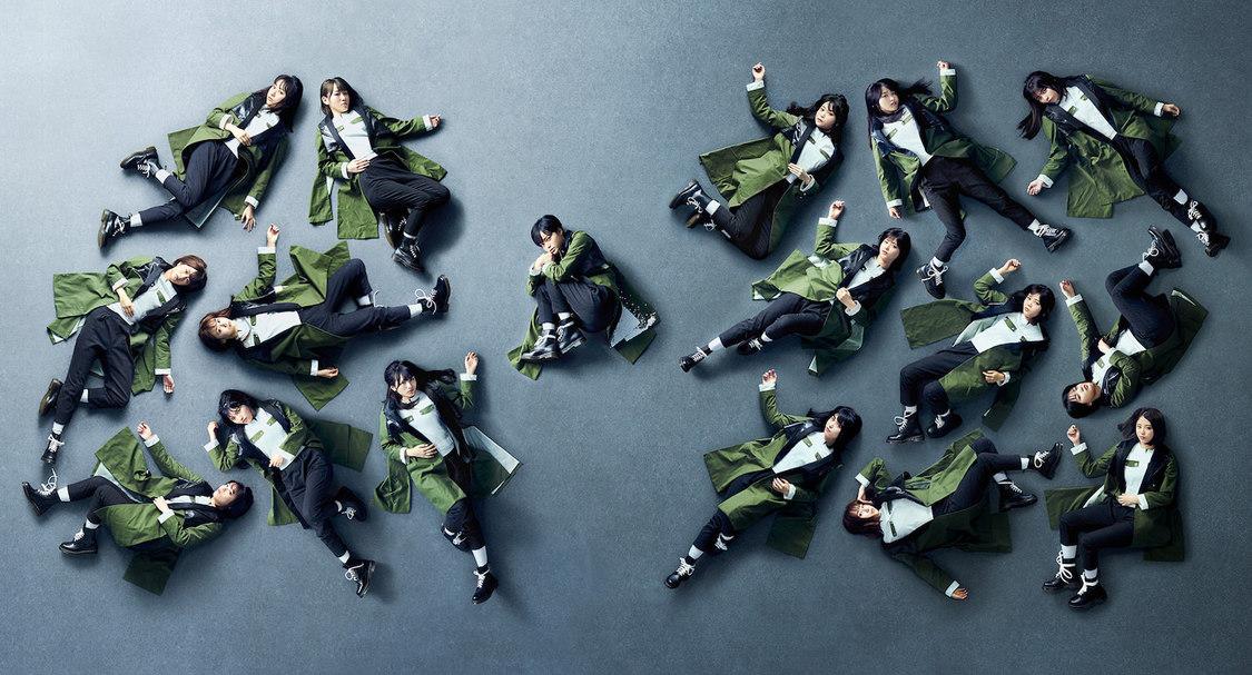 欅坂46「サイレントマジョリティー」、アーティストの曲をカバーして応募する「MTV Challenge!」課題曲に決定!