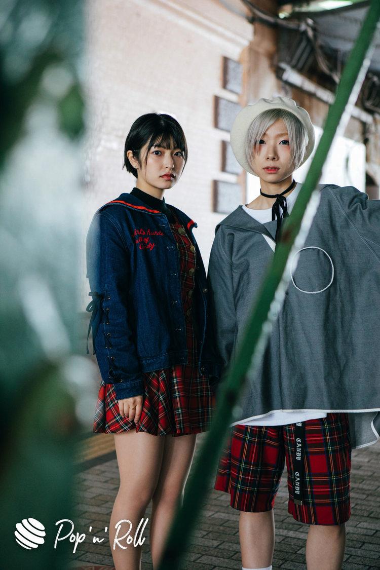Maison book girl コショージ&矢川が語るブクガの中身「自分の好きなアイドルとブクガが違うとは思っていないかもしれない」