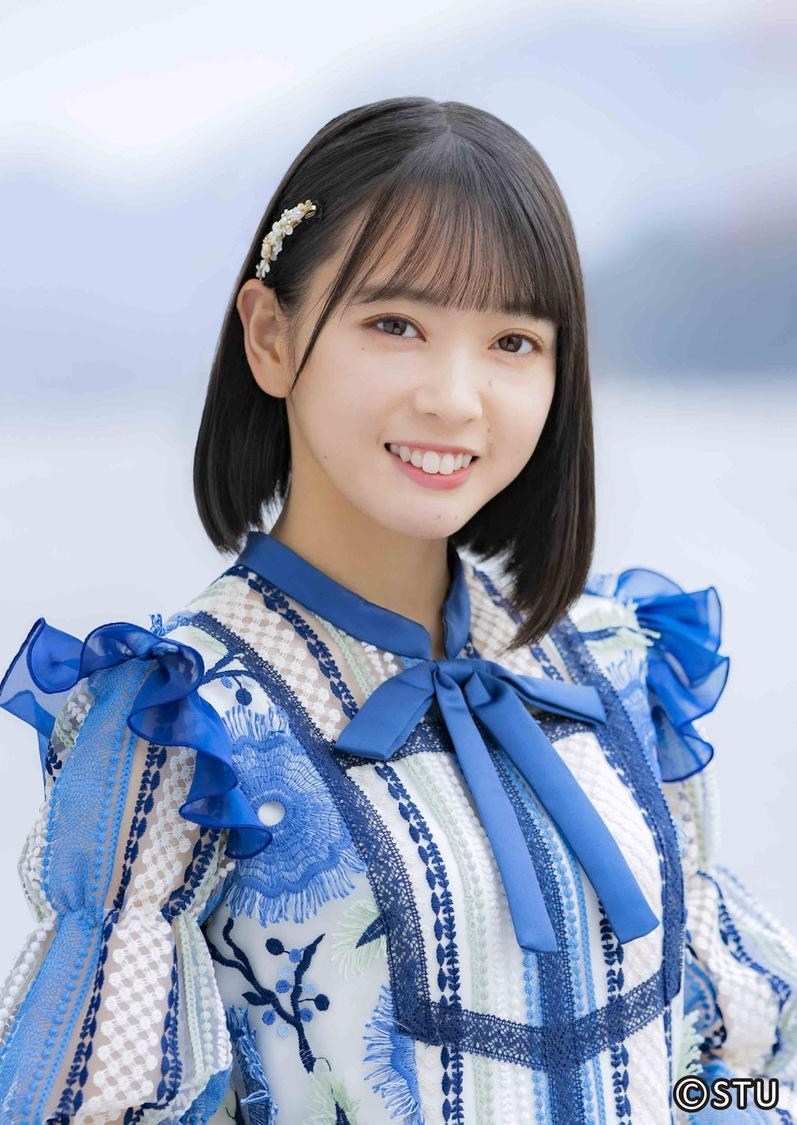 STU48 石田みなみ、初のラジオ冠番組『STU48石田みなみの虹色えんぴつ』スタート!