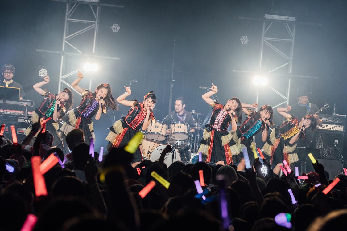ばってん少女隊<5.19 ZEPP DIVERCITY大会〜博多美少女上京物語〜>より
