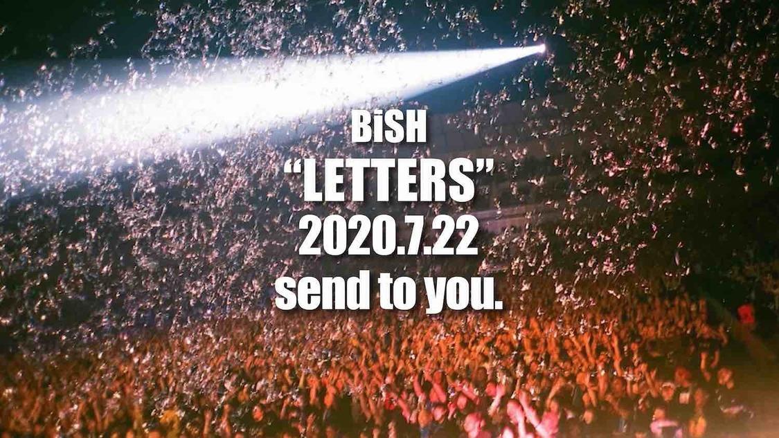 BiSH、全7曲収録のメジャー3.5th AL『LETTERS』発売決定!セントチヒロ・チッチ撮影のフィルム写真公開も