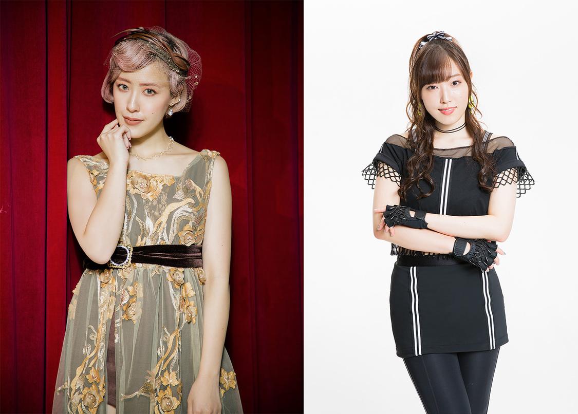 夏焼雅(PINK CRES.)&譜久村聖(モーニング娘。'20)、6/5に『ハロー!プロジェクトクロニクル』に出演!
