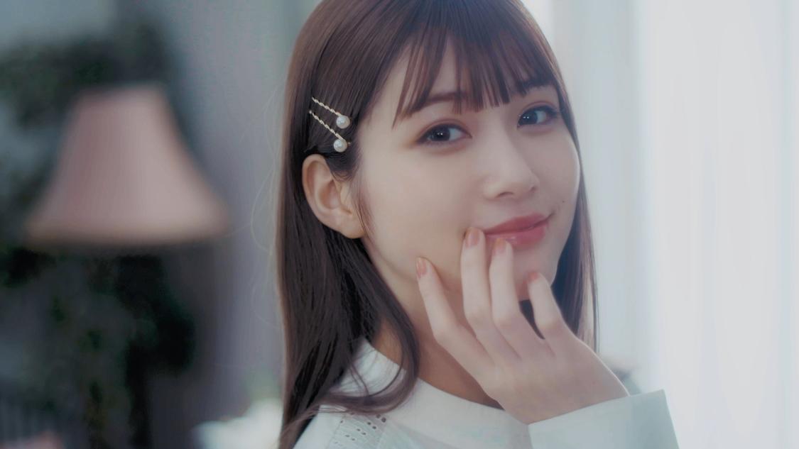 生見愛瑠、手島章斗(SOLIDEMO)の配信シングル「大好き。」MVに登場!「出演できてとっても嬉しいです!!」