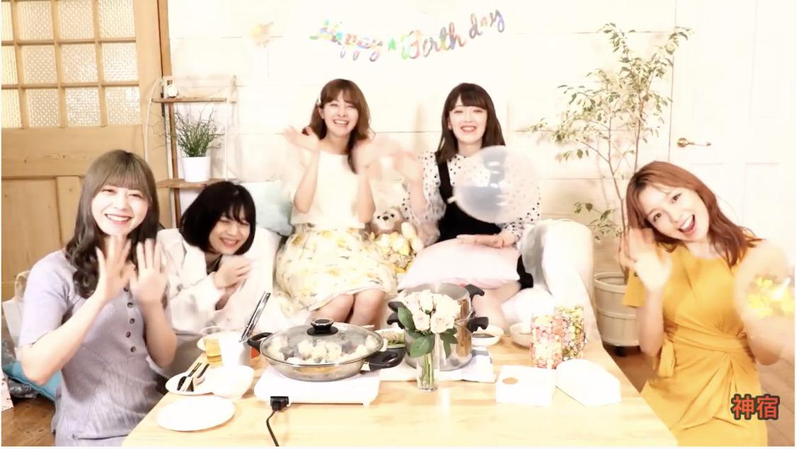 神宿[YouTubeライブレポート]羽島みき生誕記念番組『みーにゃんの部屋』で届けた憩いの時間