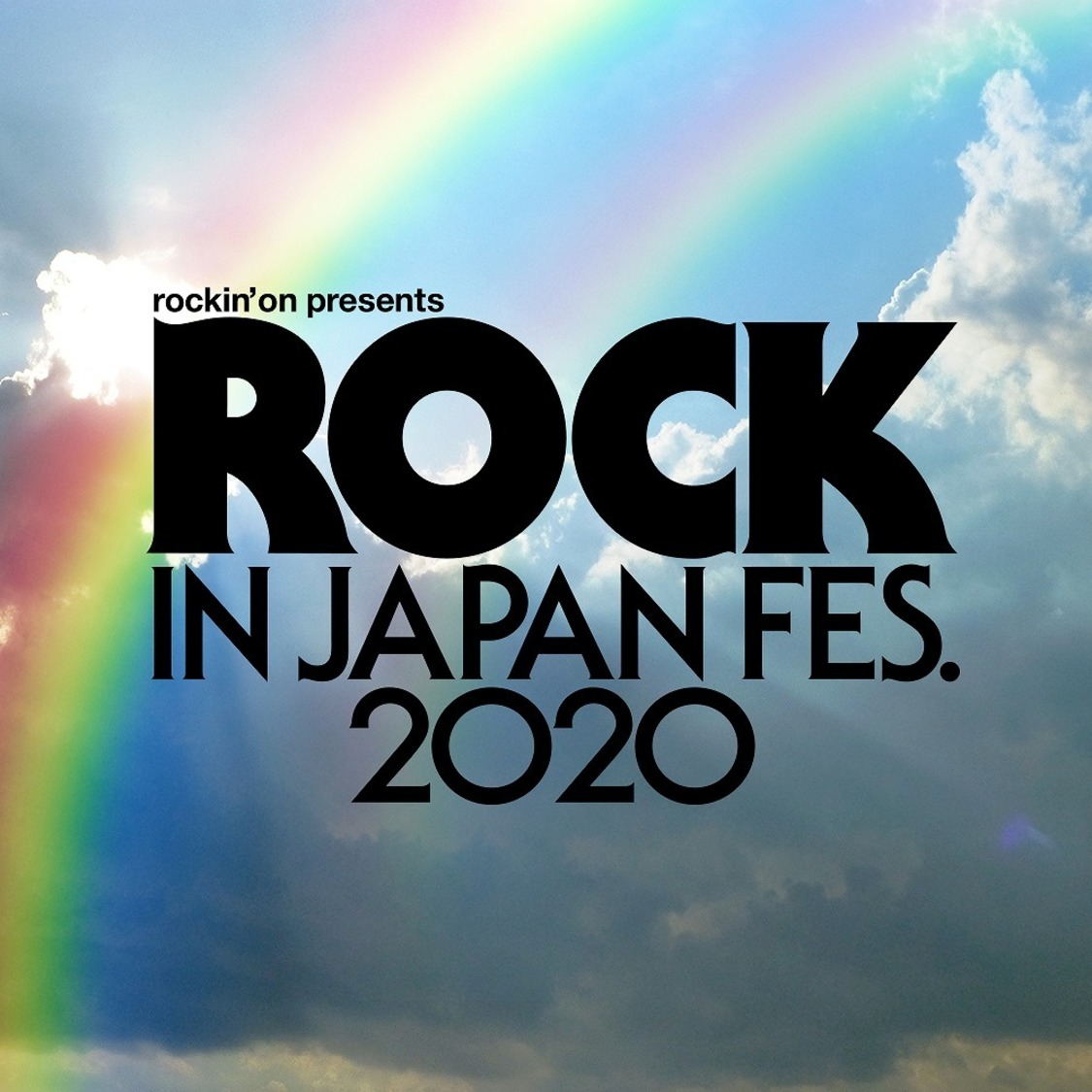 <ROCK IN JAPAN FESTIVAL 2020>、出演予定だったアーティスト発表!