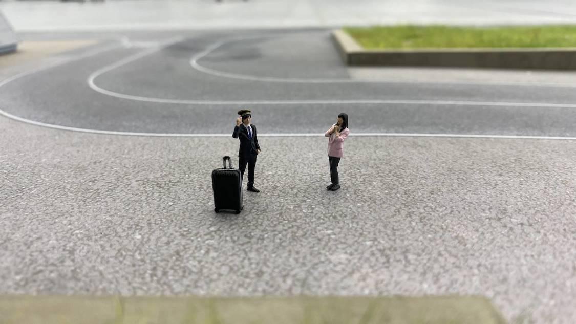 指原莉乃、イケメンパイロットに片想い!? 出演ショートドラマ『小世界家の秘密』第4話配信スタート