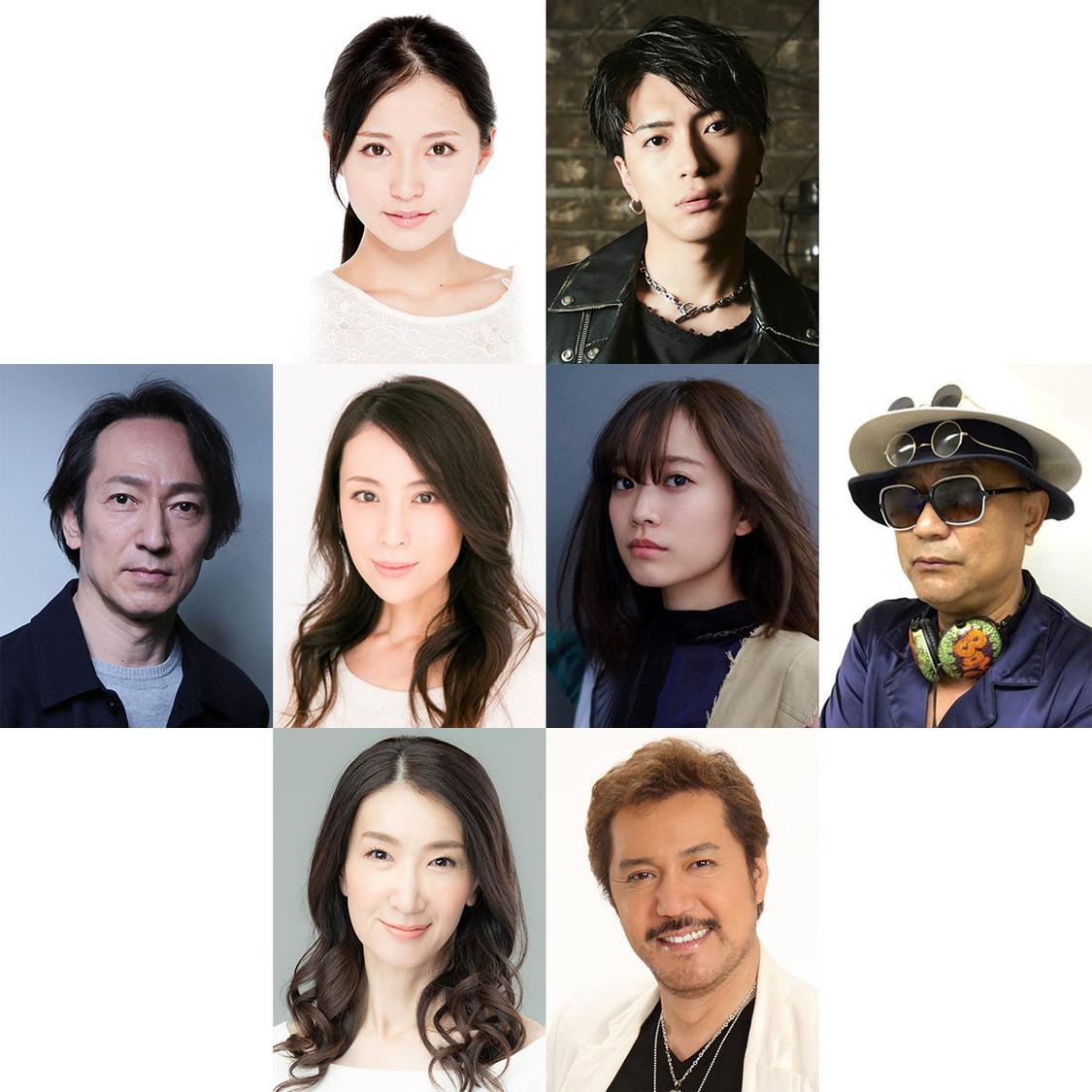 林愛夏、増田貴久主演ミュージカル<ハウ・トゥー・サクシード>出演決定「お客さまに元気と感動をお届けできるよう頑張ります」