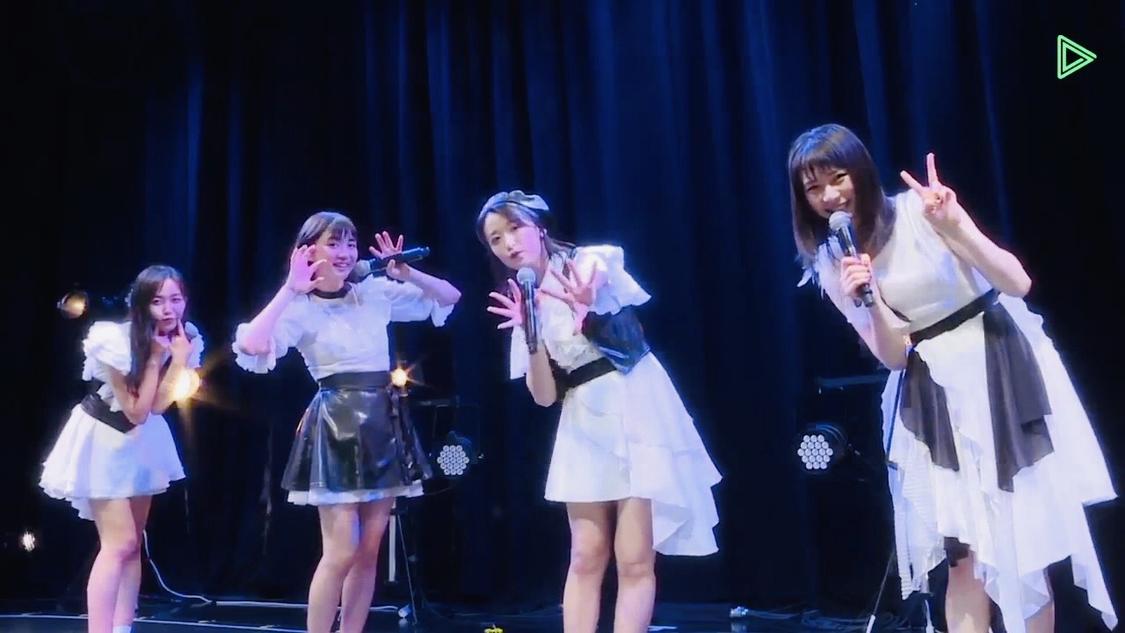 東京女子流、無観客生配信ライブ2days開催!山邊「やっぱりライブは楽しい〜!」