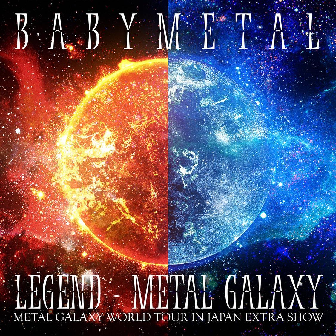 BABYMETAL、幕張メッセ2DAYSライブBD/DVD+ライブ盤リリース決定!