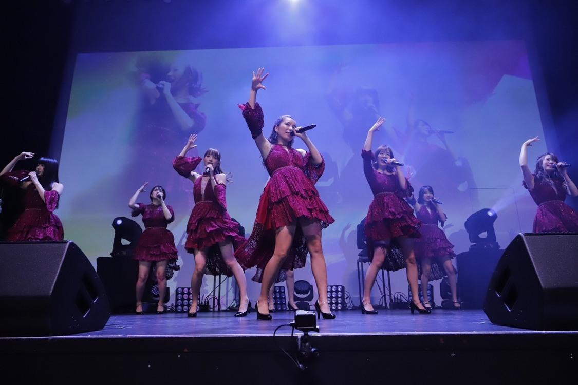 【ライブレポート】predia、妖艶さと圧倒的な歌唱力で魅せたヒューリックホール東京公演