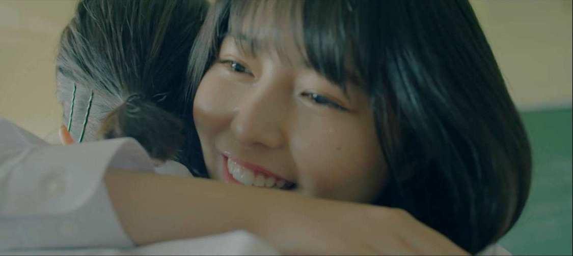 青春高校3年C組 2ndシングル「好きです」MVより(Ⓒテレビ東京)