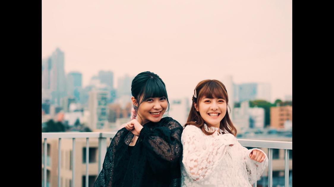 神宿 羽島めい&羽島みき、ダンスで元気を届ける!「お控えなすって神宿でござる」ダンス動画公開