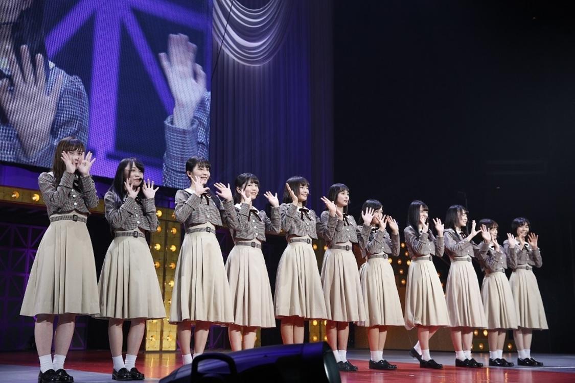 🍭 乃木坂46 4期生、日本武道館で初お見立て会開催「まだまだ