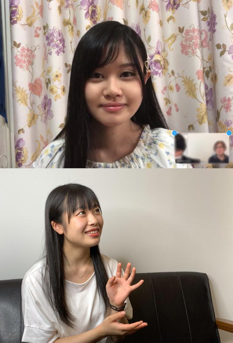 市井紗耶香プロデュースのL・I・E・P、メンバー石川咲姫(元SKE48)と岩田ちひろ(元SPL∞ASH)が魅力を語る